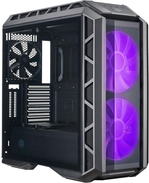 coolermaster h500p front