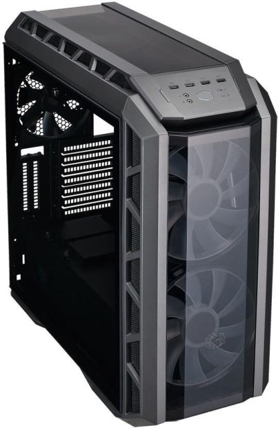 coolermaster h500p top