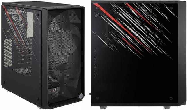 Le Meshify de chez Fractal Design se paie une version Phantom Gaming !