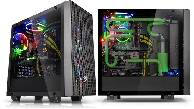 thermaltake core g21