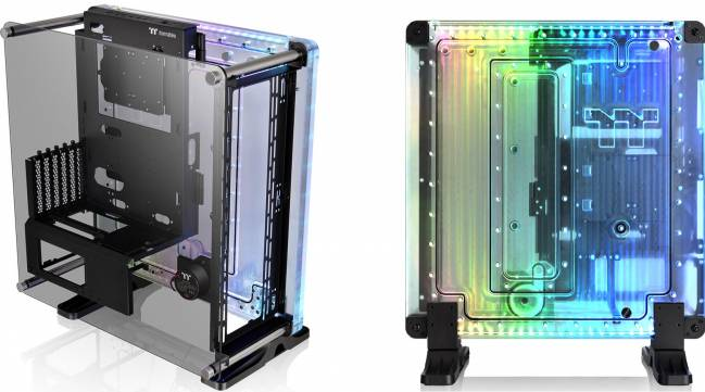 thermaltake distro case 350p