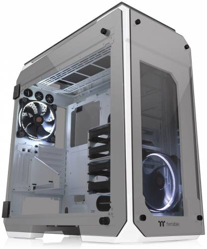 thermaltake view 71 snow edition stock