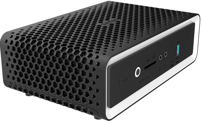 zotac zbox mini 2018