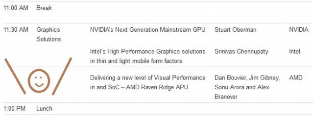 hot chips programme nvidia new gpu yay