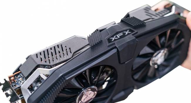 xfx radeon rx5700 leak chinajoy