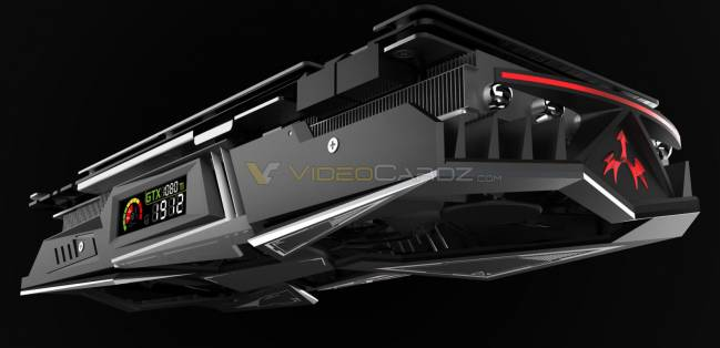 colorful gtx1080ti igame verso vdcz
