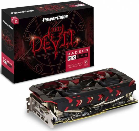 powercolor red devil rx 590
