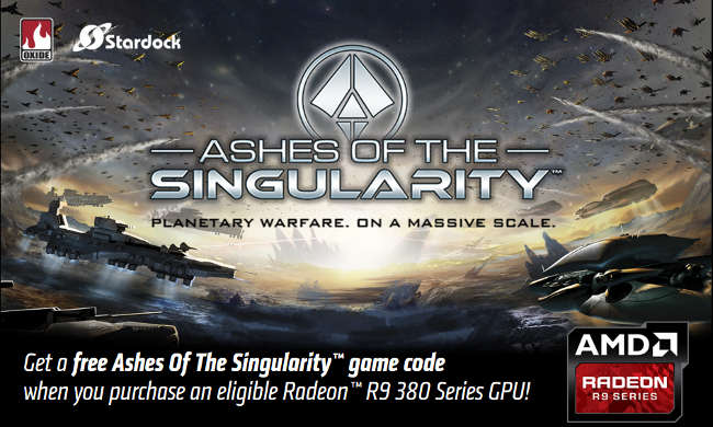 amd bundle ashes of the singularity r9 380