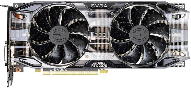 evga rtx2070 black gaming