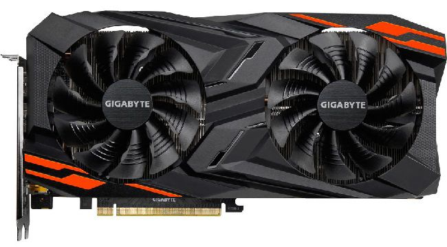 gigabyte rx vega windforce front