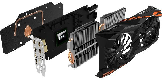 gigabyte rx vega windforce