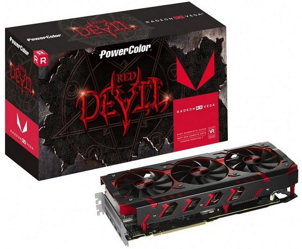 powercolor vega 64 red devil