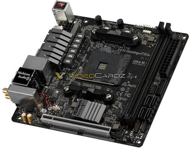asrock x470 fatal1ty gaming itx ac vdcz