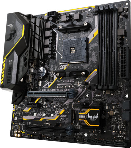 asus b350m tuf plus gaming