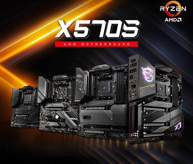 Tournée de mobales X570S chez MSI, vers un remaniement complet de la gamme ?