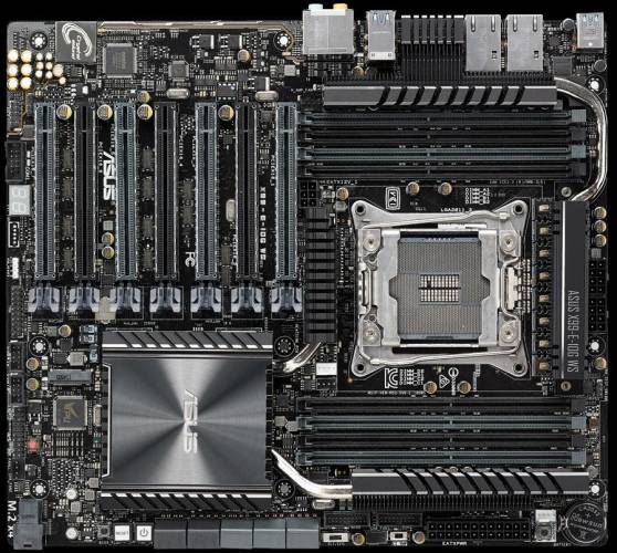 asus x99 e 10g ws