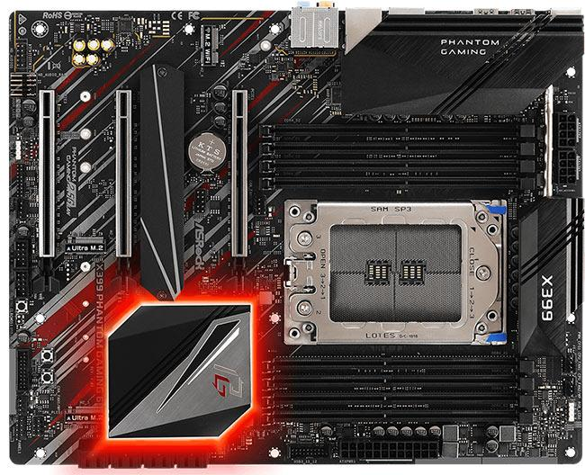 asrock x399 gaming6 phantom