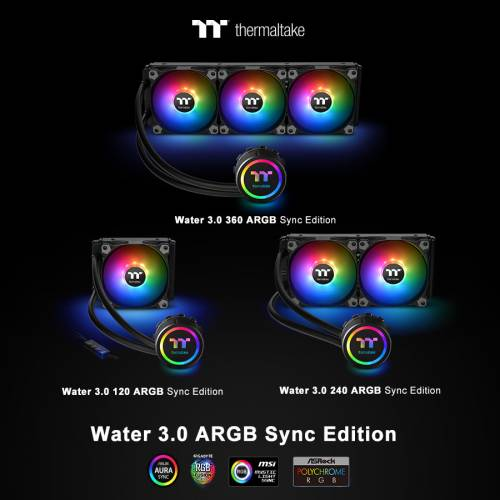 thermaltake water3 argb syncedition