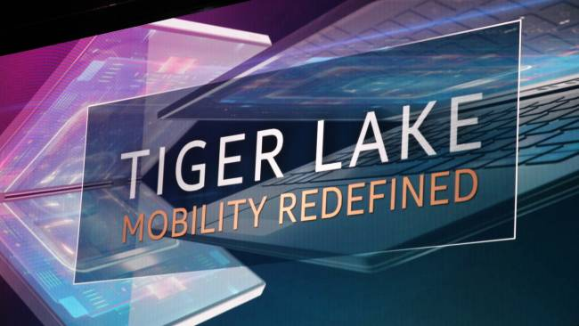 intel tiger lake mobility redefined
