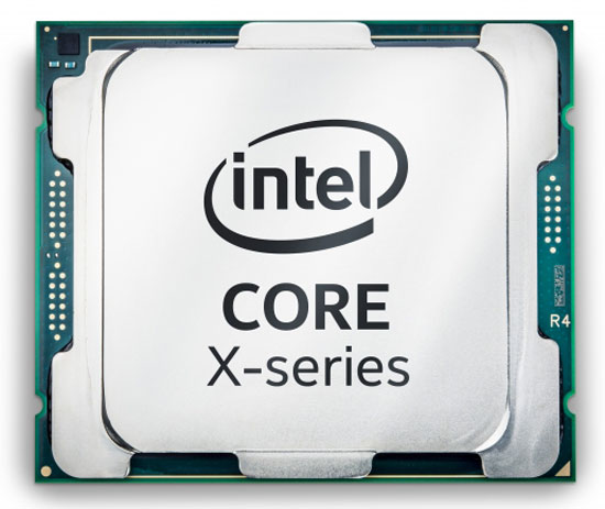 intel core x face