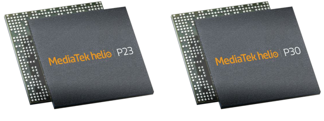 mediatek p23 p30 chip