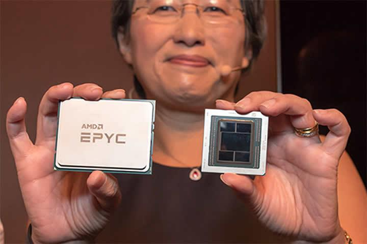 amd threadripper vega20 lisa su