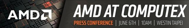 amd computex conference 2018