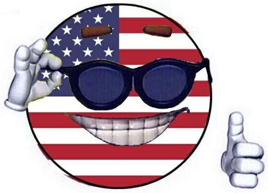 americaball cool lunette soleil