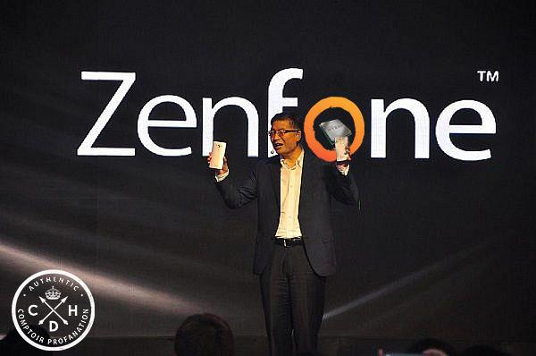 asustek ceo jerry shen zenphone with zen cdh