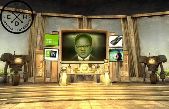 NVIDIA GTC 2020, la grande messe numérique du patron finalement aussi annulée...