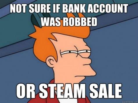 futurama steam sale robbed