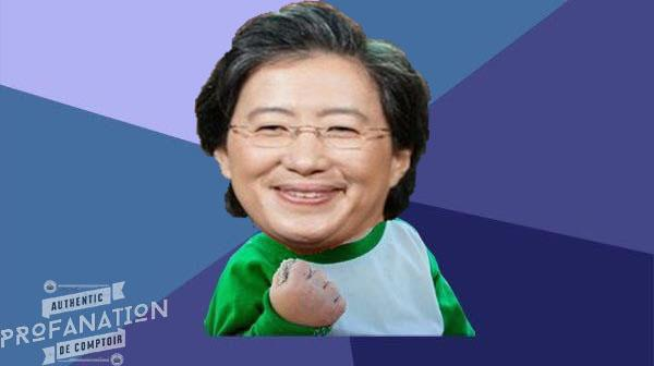 meme win baby lisa su