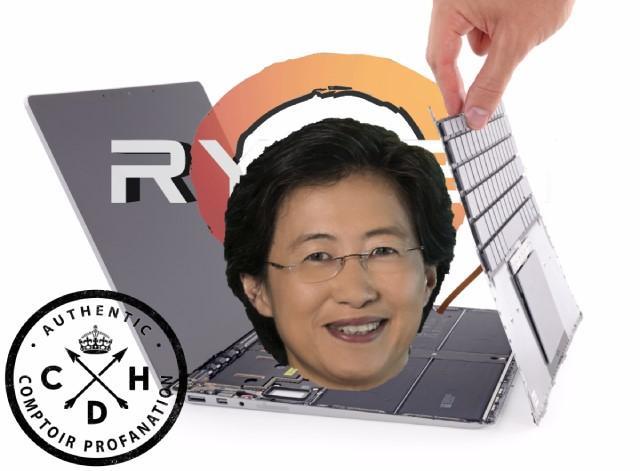 CPU AMD, entre nouvelle percée et stagnation au 1er trimestre
