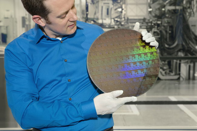 ibm waffer 5nm