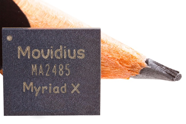 intel movidius myriad c scale