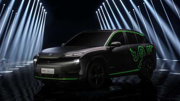 razer nio es6 night explorer suv electrique