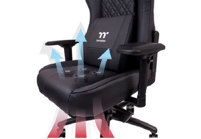 thermaltake x comfort air chair