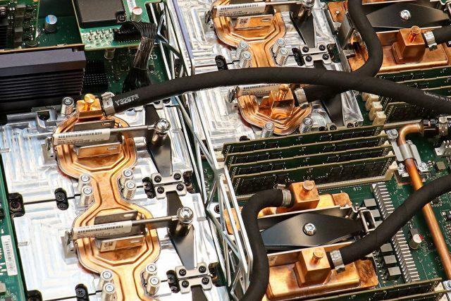 ibm supercalculateur summit node