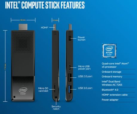 intel compute stick cherry trail