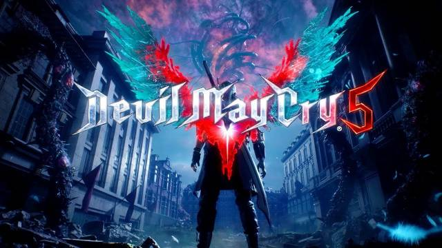 devil may cry 5 pochette