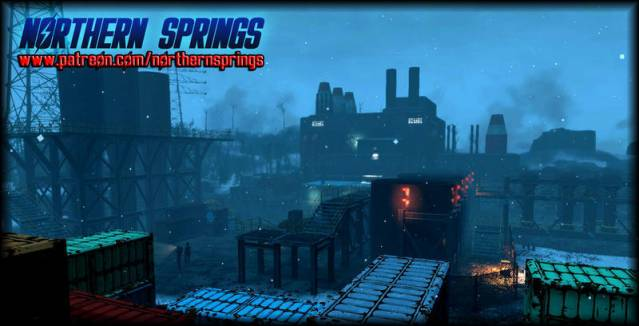 fallout 4 mod dlc northern springs