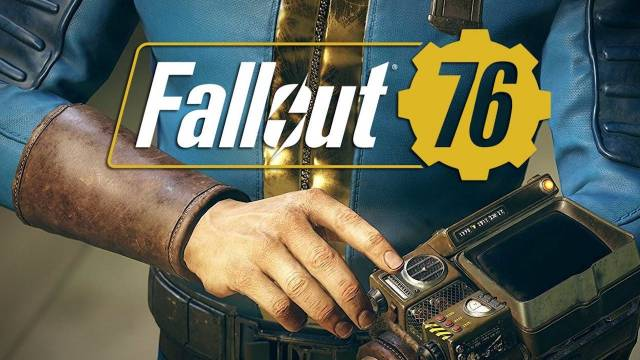 fallout 76 poster pipboy