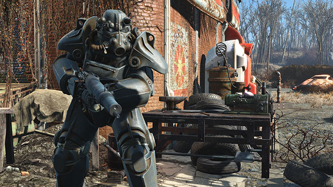 fallout4 textures hd