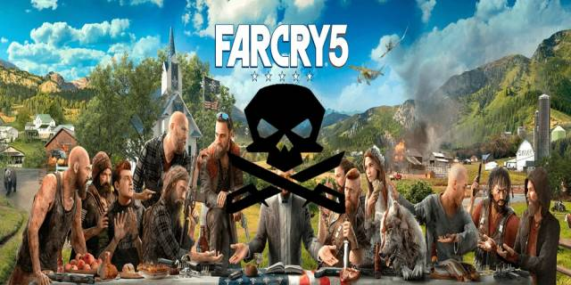 far cry 5 pirate denuvo cpy