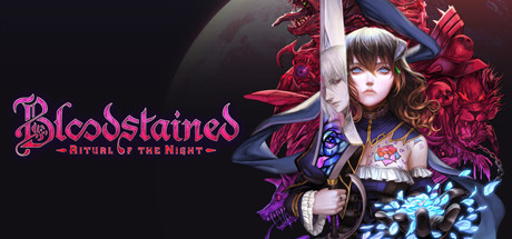 bloodstained ritual of the night mini header