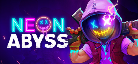 neon abyss mini header