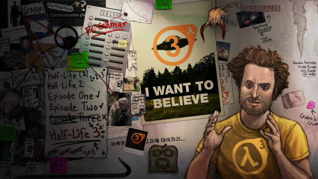 half life 3 want to believe