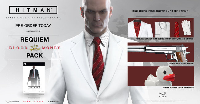 hitman blood money pack