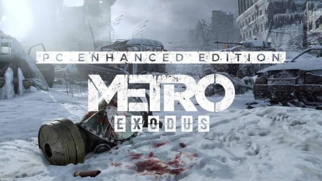 Un test riche en GPU pour Metro Exodus Enhanced Edition