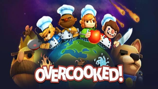 """Bon plan """" Overcooked gratuit avec Epic Games"""